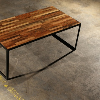 Lark Patchwork Coffee Table