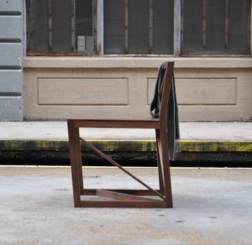 Asymmetric Chair 01