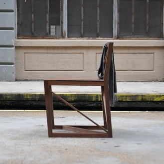 Asymmetric Chair 01