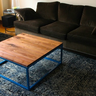 Hunk of Coffee Table